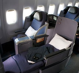 United will reward two global upgrade certificates for every 50,000 EQMs past 1K.