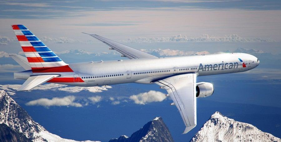 AA 777-300ER