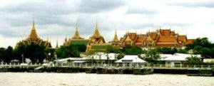 Bangkok's Grand Palace.