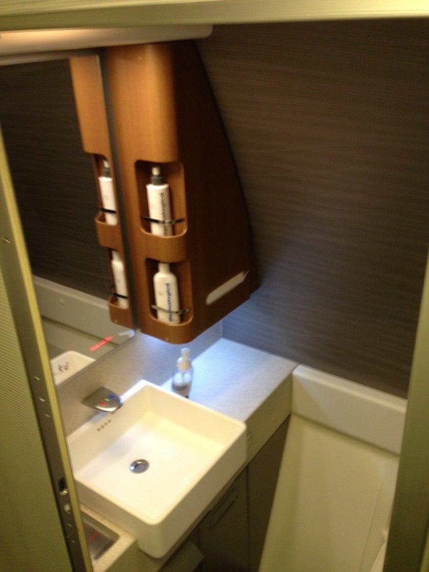 Bathroom for First bathrooms