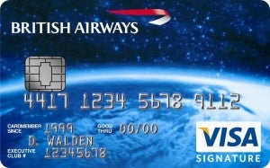 The British Airways Visa offers 50,000 avios after spending $1,000.