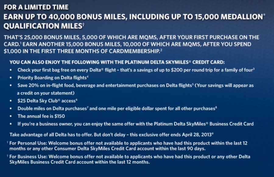 I May Finally Get a Delta American Express Card… – The Points Guy