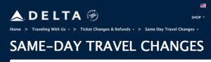 Recent negative changes, including to Same Day Confirmed flight options have me wanting to fly Delta less.