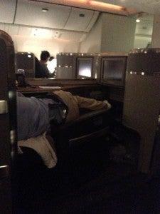 Minimal privacy when sleeping