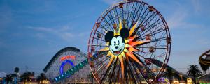 Disney California Adventure Park.