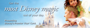 Disney's Premier Visa is great for people who frequently visit the theme parks or make a lot a Disney related purchases.