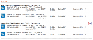 The ticket books into W class, which earns 100% mileage on United.