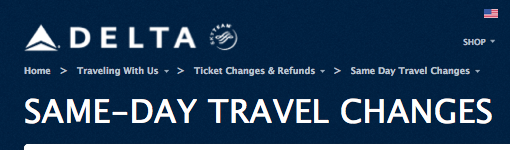 Big changes are coming to Delta's SDC policy.