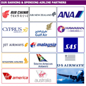 Virgin Atlantic has a ton of great airline partners.