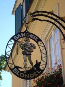 Sanger Blondel