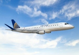 United plans to add 30 Embraer 175 aircraft to their fleet.