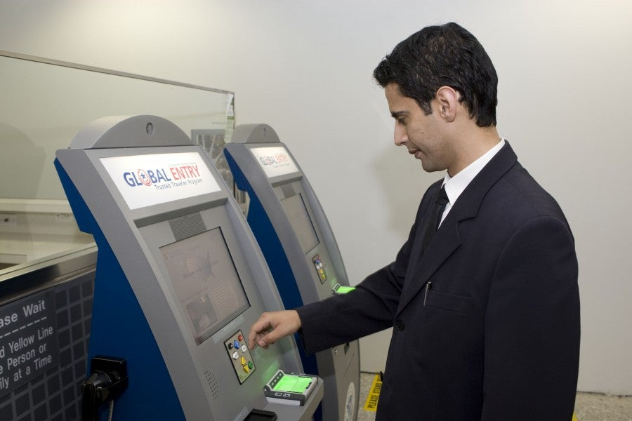 Global Entry is one of the best time-saving travel tools out there
