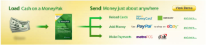 Green Dot MoneyPaks are reload cards that you can use to earn points/miles on all kinds of transactions.