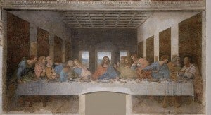 I'm hoping to check out the Last Supper while I'm in Milan.