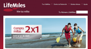 Lifemiles' 100% buy miles bonuses make for some great value redemptions.