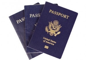 Make sure your passport is valid and won't expire for at least 6 months.