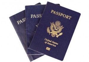MIsspellings on a passport