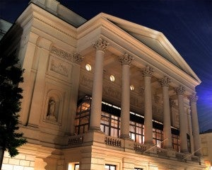 Want a drink or snack at the Royal Opera House? You'll need a chip & pin card to pay for it.