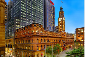 I'm thinking about spending my New Year's Eve in Australia and staying at the Westin Sydney.