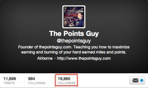 Help me reach 20,000 followers today!