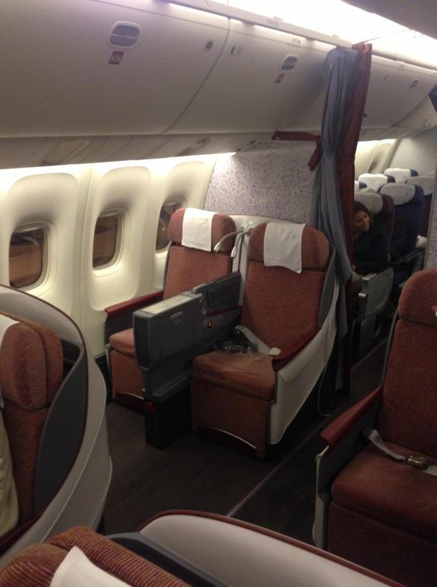 Flight Review Lan 767 300 Premium Business Class Mia