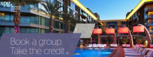 Earn bonus Starpoints plus Elite-Qualifying Nights on Group Bookings.