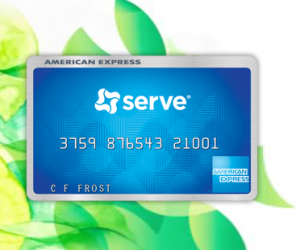 The Amex Serve is an example of a popular prepaid card.
