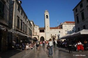 The Clock Tower on Palaca Street