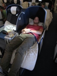 JFK-JNB on South African Airways.