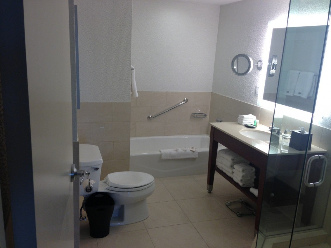 Hotel Review Westin Tampa Bay One Bedroom SuiteThe Points Guy