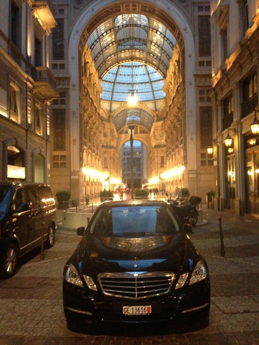 Park Hyatt Hotel Milano