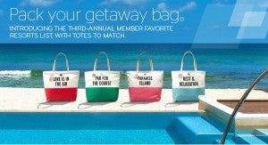Enter to win your dream vacation to any SPG resort of your choosing.