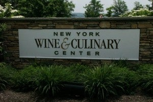The New York Wine & Culinary Center is located in Canandaigua.