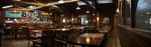 The Lucky Labrador Brew Pub.