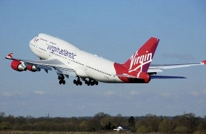 Virgin Atlantic.