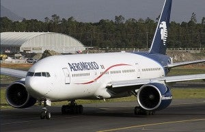 Aeromexico is one of the major airlines flying into Benito Juarez International Airport (MEX).