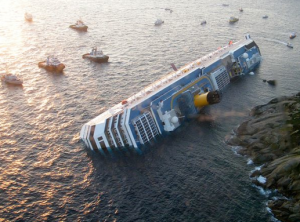 No one anticipate a disaster like Costa Concordia, and insurance covered by a cruise line may not cover you if the company goes bankrupt.
