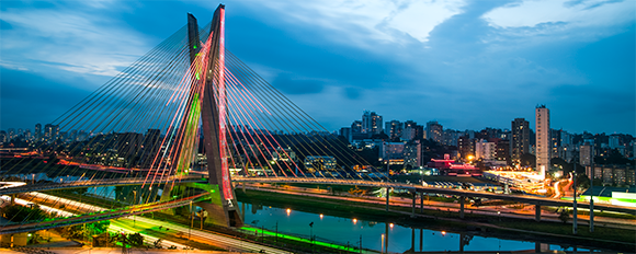 Earn double miles on flights to Brazil on US Airways.