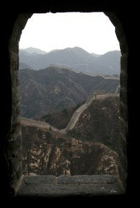 Take some time to head out to a section of the Great Wall like Badaling.