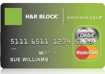 HR Block Emerald feat