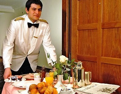 Will Room Service Be A Thing Of The Past