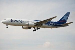 LAN Airlines Boeing 767-300ER_PAOC