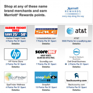 Earn Marriott Rewards points on a wide range of presents for dad.