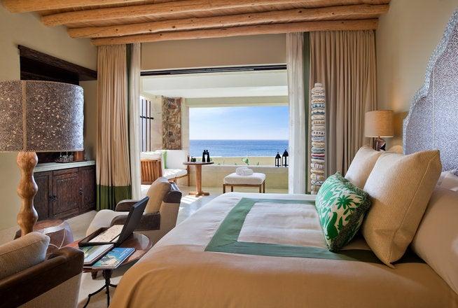 Ocean View King Guest Room At Capella Pedregal