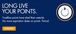 JetBlue points no longer expire!