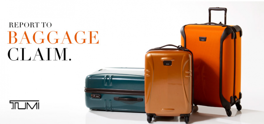 Tumi Luggage and Accessory Sale on RueLaLa – The Points Guy