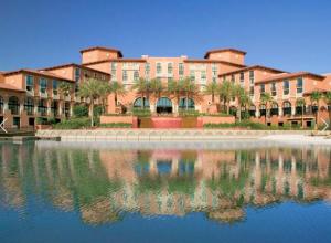 The Westin Lake Las Vegas Resort & Spa.