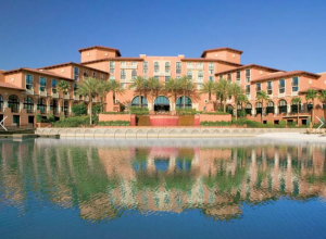 The Westin Lake Las Vegas Resort & Spa.
