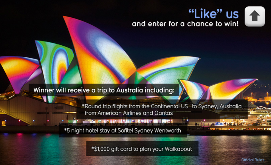 Plan Your Dream Australian Adventure with American Airlines.