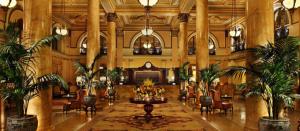 The Willard, Washington D.C, an Intercontinental hotel.